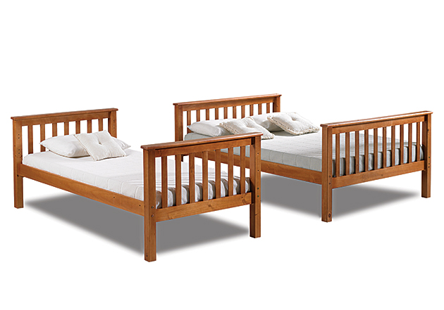 palace imports mission bunk bed