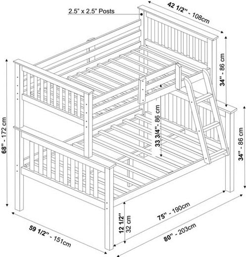 Assembly Instructions Click Here 2 SEPARATE BEDS
