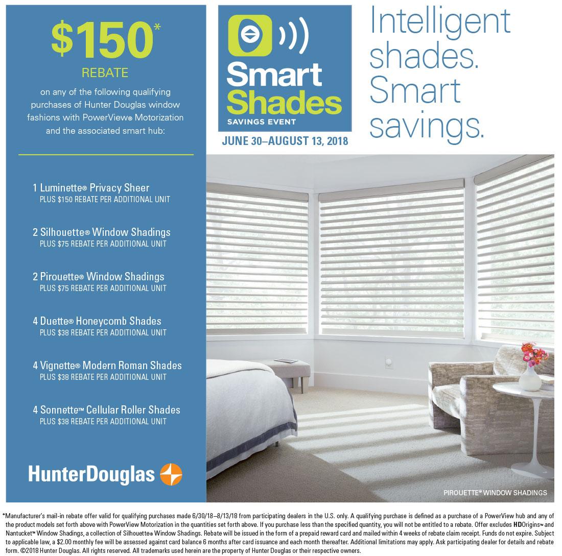 Smart Shades