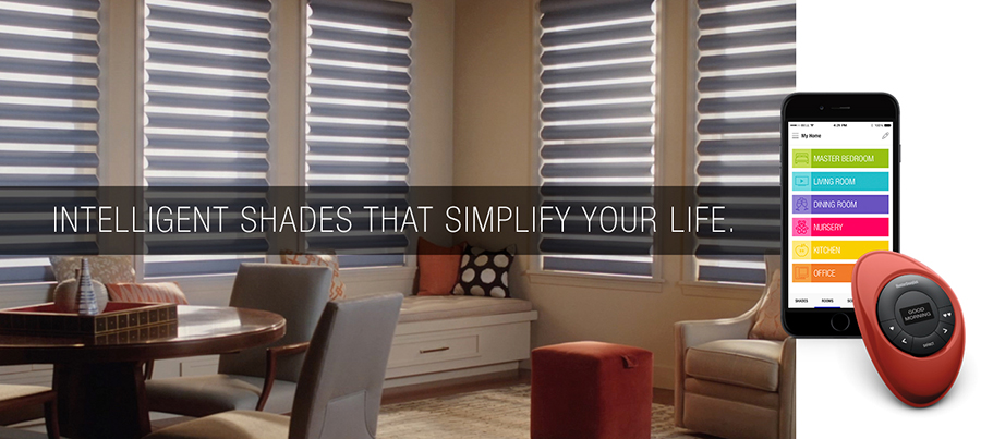 Hunter Douglas Powerview Motorized Blinds and Shades