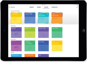 Hunter Douglas iPad App Screenshot 1